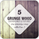 Grunge Wood Backgrounds - Collection 1 - GraphicRiver Item for Sale