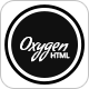 Oxygen One Page Parallax Theme (Creative) Download