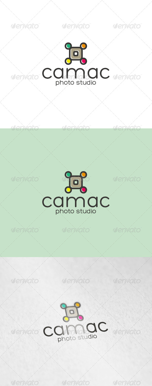 GraphicRiver Camac Logo 7059635