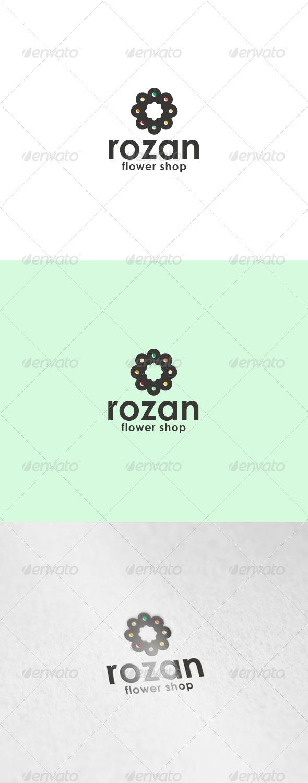GraphicRiver Rozan Logo 7059762