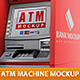 ATM Machine Mockup - GraphicRiver Item for Sale