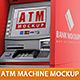 ATM Machine Mockup - GraphicRiver Item for Sale