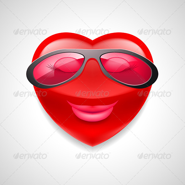 GraphicRiver Heart Character 7060962