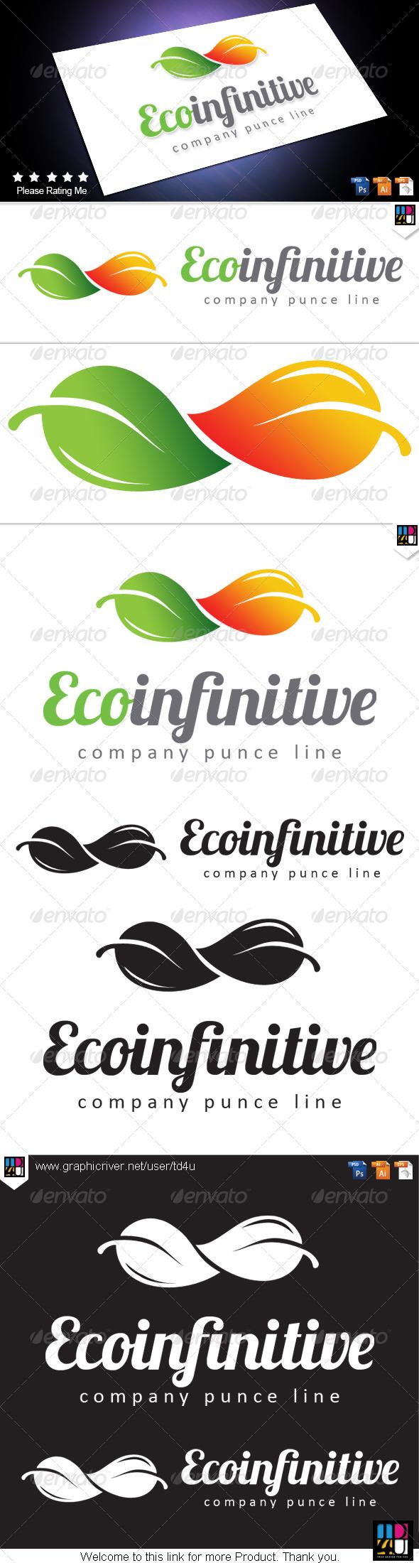 GraphicRiver Eco Infinitive 7060989