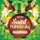 St. Patricks Day Flyer v.3 - GraphicRiver Item for Sale