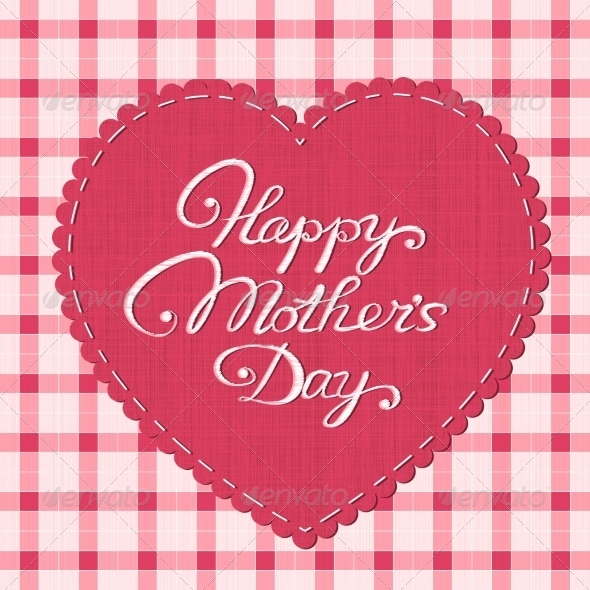 GraphicRiver Happy Mother s Day Card 7061961