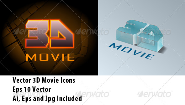 GraphicRiver 3D Movie 7042539