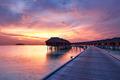 Sunset at Maldivian beach - PhotoDune Item for Sale