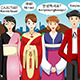 People from Different Cultures Saying Hello - GraphicRiver Item for Sale