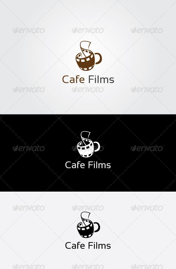GraphicRiver Cafe Studio Logo 7064063