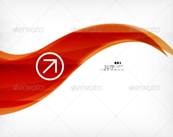 GraphicRiver Abstract Wave Poster 7064418