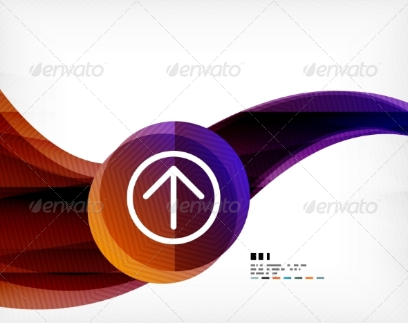 GraphicRiver Abstract Wave Poster 7064419