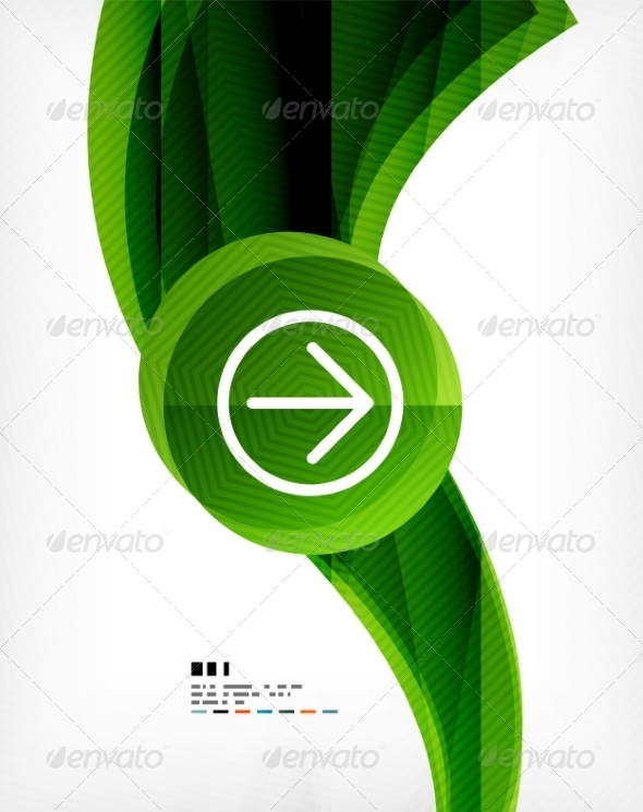 GraphicRiver Abstract Wave Poster 7064422