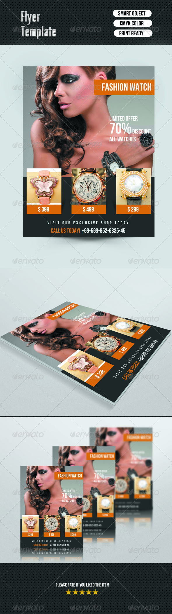 GraphicRiver Sale Offer Flyer 7064960