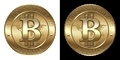 Cryptocurrency coin - PhotoDune Item for Sale