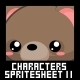Characters Spritesheet 11 - GraphicRiver Item for Sale