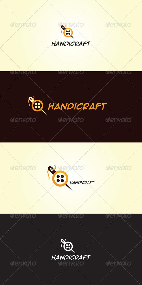 GraphicRiver Handicraft Stock Logo Template 7066019