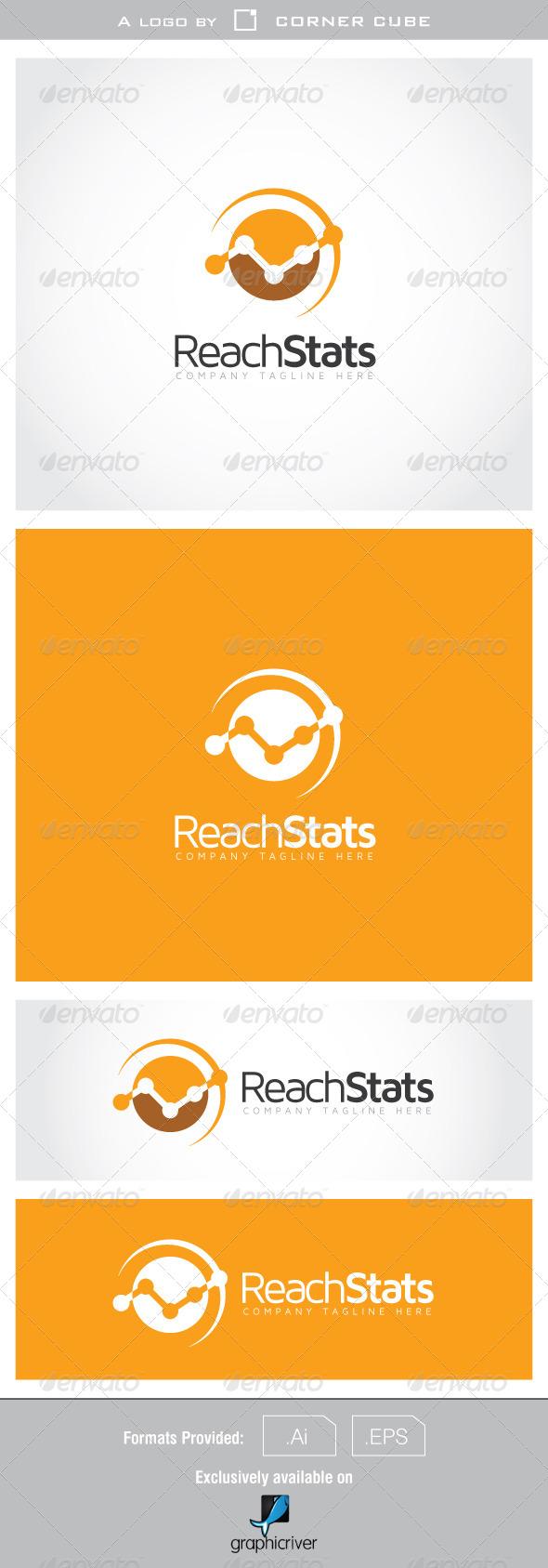 Reach Stats Logo