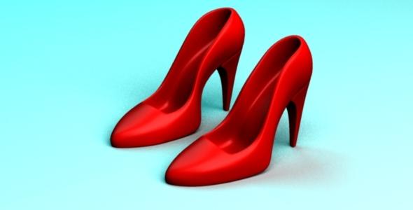 3DOcean Shoes 7067183