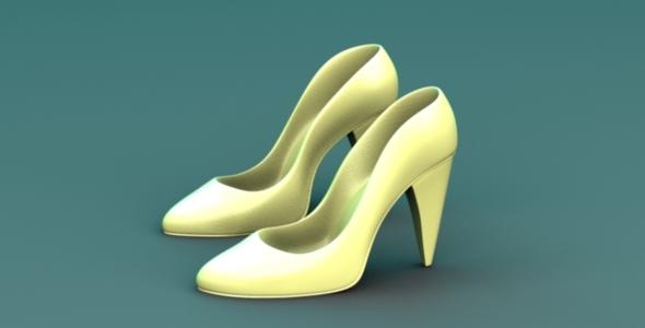 3DOcean Shoes 7067203