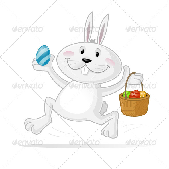 GraphicRiver Easter Bunny 7067259