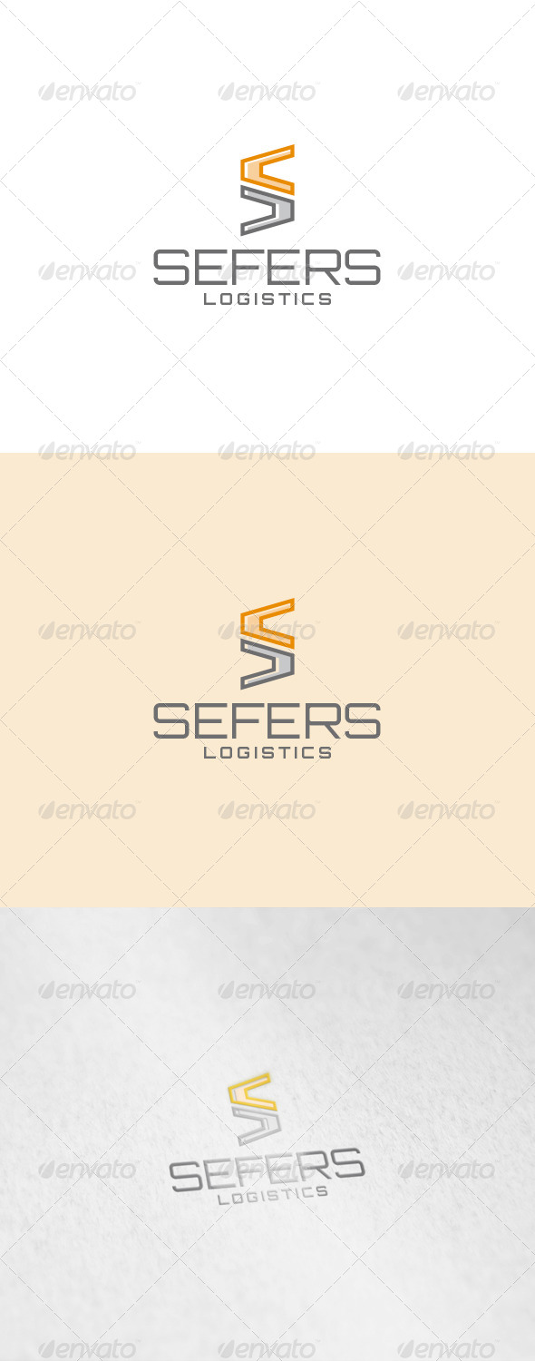 GraphicRiver Sefers Logo 7067409