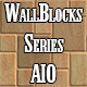 Hi-Res Wall Blocks Texture Series All-In-One