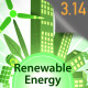 Renewable Energy - Eco Planet - VideoHive Item for Sale