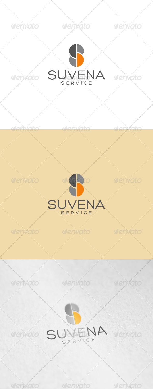 GraphicRiver Suvena Logo 7068512