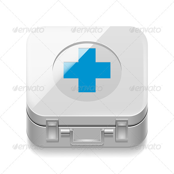GraphicRiver First-Aid Kit 7069540