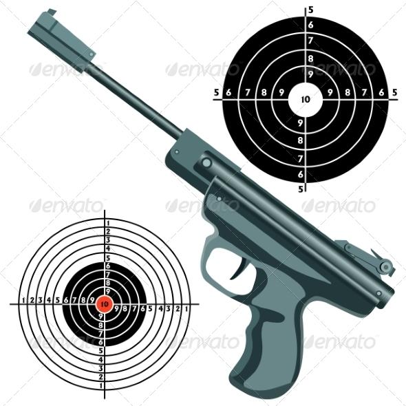 GraphicRiver Firearm 7069558