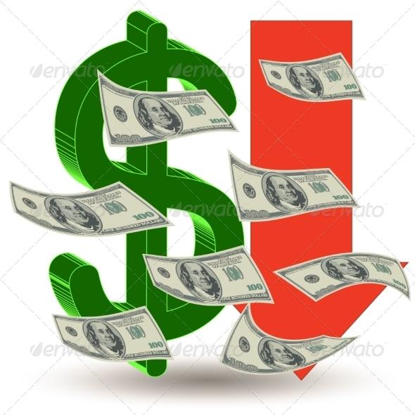 GraphicRiver Crisis Finance 7069610