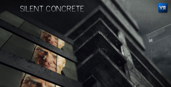 After Effects Project - VideoHive Silent Concrete Movie titles 722153