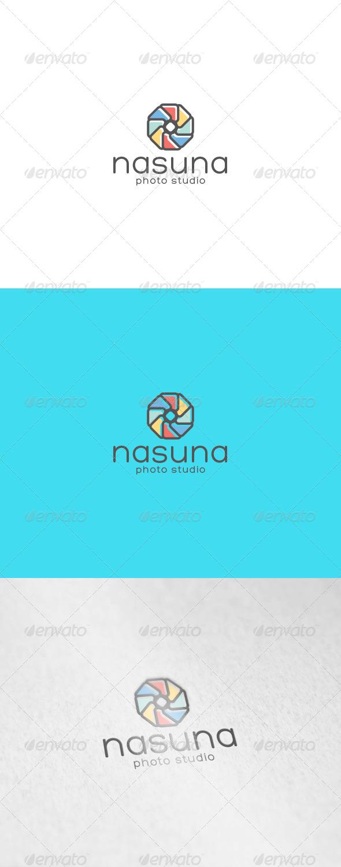 GraphicRiver Nasuna Logo 7074262