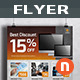 Multi-Purpose Flyer V4 - GraphicRiver Item for Sale