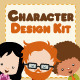 Character Design Kit - GraphicRiver Item for Sale