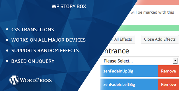 WP Story Box Because every website has to offer an unique experience Bringing your Themes & Templates the power to be always Unique Updating The Plugin Jus