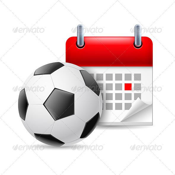 Football and Calendar