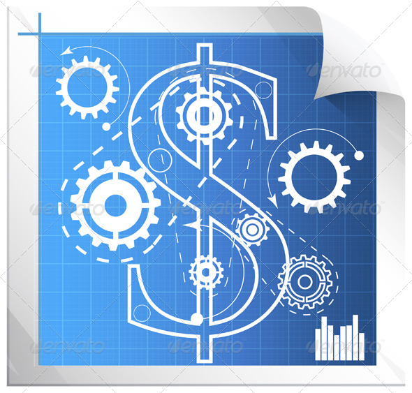 GraphicRiver Technical Measure to Revive Economy 7081894