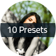 10 DX Lightroom Presets - GraphicRiver Item for Sale