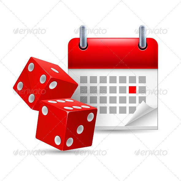 Dice and Calendar