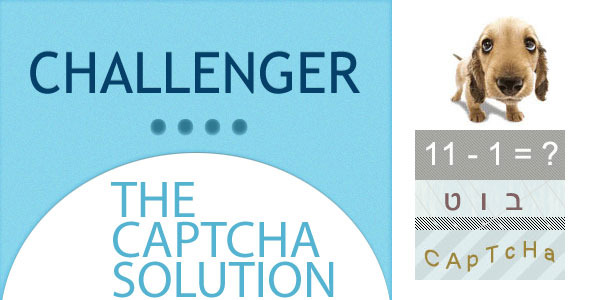 Download Challenger - The Captcha Solution nulled download