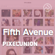 Fifth Avenue - ThemeForest Item for Sale