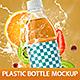 Plastic Bottle Mockup - GraphicRiver Item for Sale