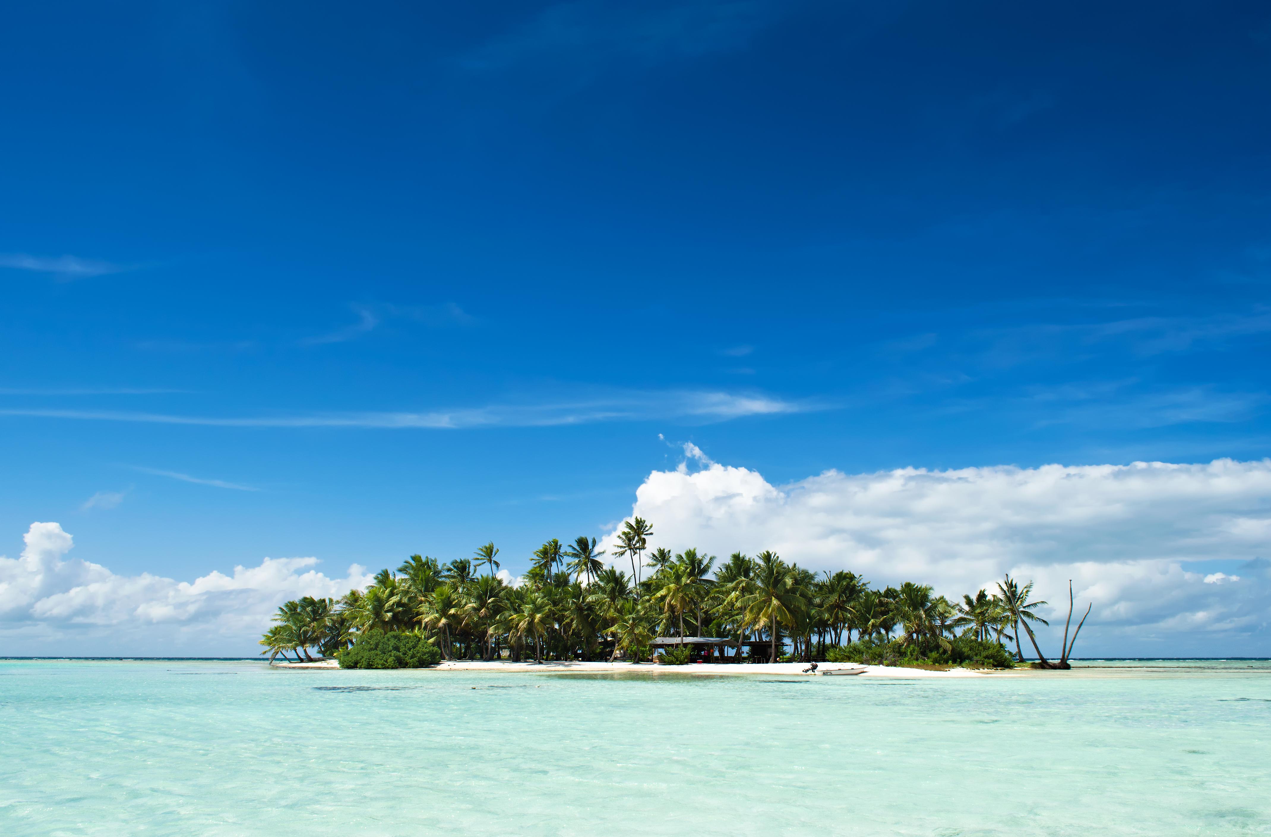 French Polynesia nature