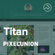 Titan - ThemeForest Item for Sale