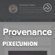 Provenance - ThemeForest Item for Sale