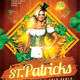 St Patricks Day Green and Gold Party - GraphicRiver Item for Sale