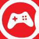 Game Eat Sleep - Gamer Logo