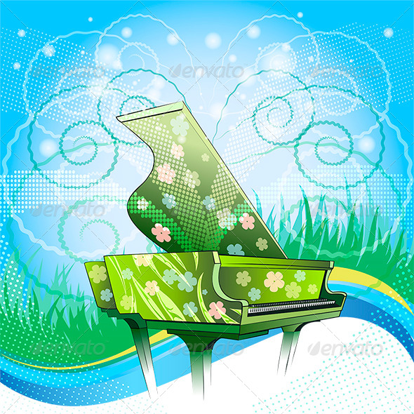 GraphicRiver Nature Symphony 7090561